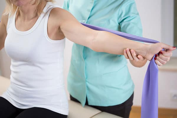 first visit, occupational therapy